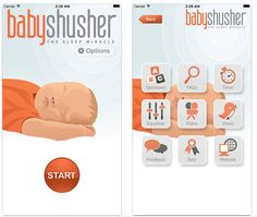 7 white-noise sleep apps to help soothe babies to sleep Sleep Solutions, Baby Must Haves, Home Safety, Helping Hands, Baby Sleep, Baby Gear, Parenting, Apps, Infants