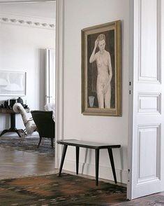 Mats Gustafson 's Apartment in Stockholm - Neu Deko Mats Gustafson, Interior Exterior, Interior Architecture, Stockholm Apartment, Ottawa Apartment, Barcelona Apartment, York Apartment, Rue Verte, Townhouse Designs