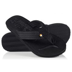 Freshen up your wardrobe with our range of Men's Flip Flops. Free delivery and express options available with all online orders at Superdry! Flipflops, Superdry Mens, Secret Sale, Summer Shoes, Flipping, Women Wear, Slippers, Footwear, Pairs