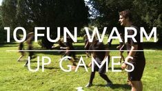 12 Fun warm up games and bootcamp ideas that will wow your clients. Put these fun warm up games to the test this week & show your cients something different Circuit Training Workouts, Group Workouts, Fun Workouts, Body Workouts, Workout Routines, Workout Ideas, Crossfit Warmup, Crossfit Kids, Cardio
