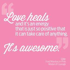 Healing Love . .