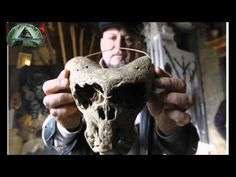 Mystery of the 'alien skulls' and Nazi briefcase found in remote mountain woods   Science   News   Daily Express