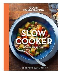 Love this Good Housekeeping Slow Cooker Cookbook by Sterling on #zulily! #zulilyfinds