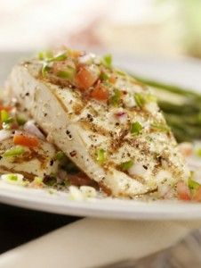 Halibut is a popular fish to choose and you can cook it in many ways. This fish is ultra-low in fat and has a wonderful flavor. Combining gr...
