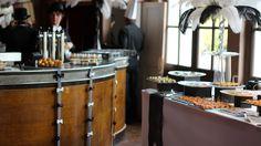 décoration mariage Trianon: www.annabellefesquet-decoratrice.com Decoration, Kitchen Island, Home Decor, Center Table, Decor, Island Kitchen, Decoration Home, Room Decor, Deko