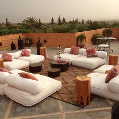 AMAZING MOROCCO DECORATION | Luxury Morocco Villa | www.bocadolobo.com…
