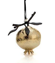 Декоративное украшение Золотой гранат, Michael Aram, магазин Дом Фарфора, 2 670 руб
