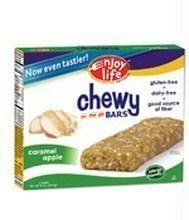 Enjoy Life Foods Caramel Apple Snack Bar Gluten Free (6x5 Oz)