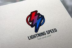 Fast Speed Logo Template By Barsrsind Shop
