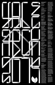 Spring '14 events at Yale School of Architecture. Poster designed by Pentagram: Michael Bierut and Jessica Svendsen.