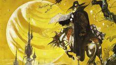 Yoshitaka Amano, The Art Of Vampire Hunter D
