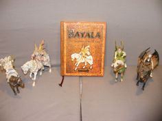 Schleich Bayala: Daughters of the Elf King Book & 4 Figures with Horses