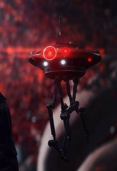 Inferno Squad Probe Droid