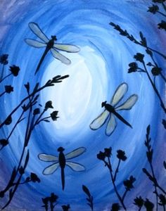 Paint Nite Phoenix | Lakeside Bar and Grill October 11