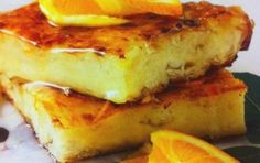 ΓΛΥΚΙΣΜΑΤΑ | Συνταγή για φανταστική πορτοκαλόπιτα