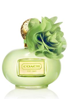 Coach Poppy Citrine Blossom Eau de Parfum Spray, Perfume for Women, Oz, Green Coach Perfume, Fragrance Mist, Flower Perfume, Rose Perfume, Perfume Zara, Perfume Collection, Vintage Perfume Bottles, Body Creams