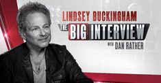 Lindsey Buckingham The Big Interview with Dan Rather (2004) artwork for Apple TV