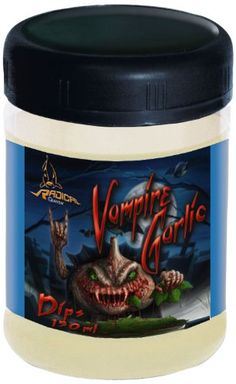 Vampire Garlic Dip is alcohol-based and contains real garlic and liquid mint. The dip soaks into the boilies and pop-ups, releasing its flavour over a longer period. The alcohol and resulting solubility of the dip also make it ideal for use in winter. Bait Bait, Garlic Dip, Fishing Bait, Dips, Period, Alcohol, Winter, How To Make, Rubbing Alcohol