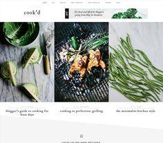 Welcome to Cook'd Pro: An Appetizing Minimalist Theme - StudioPress Template Wordpress, Tema Wordpress, Premium Wordpress Themes, Blog Website Design, Website Themes, Blog Design, Online Marketing Courses, Blogging For Beginners, Blogging Ideas