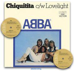 "Today in 1979 Abba's single ""Chiquitita"" entered the Australian charts where it spent 19 weeks peaking at number 4. #Abba #Agnetha #Frida #Vinyl #Australia http://abbafansblog.blogspot.co.uk/2017/02/19th-february-1979_18.html"