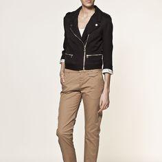 e4e2dc2f7c50 Blouson femme Femme Pure Edition Ete 13 (BB40061)   Tailleurs   Le vêtement  by IKKS