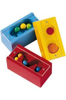 Créateur pour enfants joueurs - Cubes-patience - Blocs découverte - Jouets en bois - Jouets et chambre