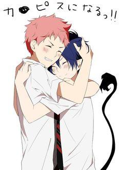 Shima & Rin