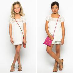 Vestido o camisa??? Haz clic en los siguientes enlaces y no te quedes sin tu outfit preferido!!!  http://www.nicoli.es/tienda/Vestido-encajes-antiguos-107895-MI.html   http://www.nicoli.es/tienda/Camisa-nina-encajes-antiguos.html