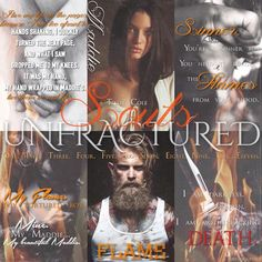 Souls Unfractured by Tillie Cole ♡