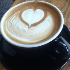 Un bon café au hoche café ^^