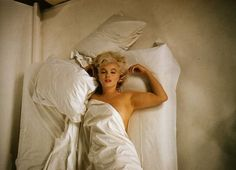 Monroe By Eve Arnold.