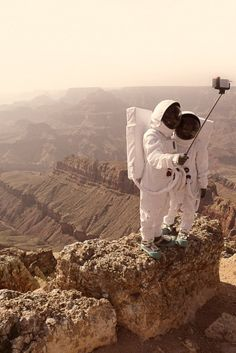 In The Future, Your Interstellar Tourist Selfies Will Look Like This