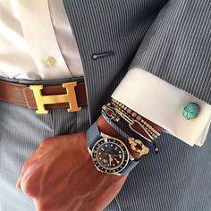 Style by our friend @whatusmenlike  Photo  @thetruegentlemenclub