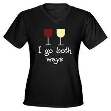 a fun t-shirt for you wine lovers