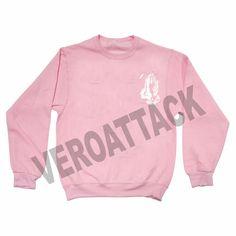 god 1 yeezus light pink Unisex Sweatshirts size S,M,L,XL,2XL,3XL.They are an original inspired design