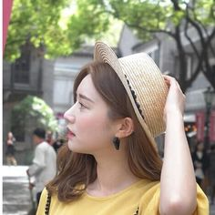 Special offer summer Handmade Colorball strawhat Children and women chapeu panama boater beach cap sun hat for girl Pure natural hand straw ha just only $5.67 with free shipping worldwide  #womanaccessories Plese click on picture to see our special price for you