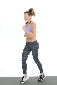 The Ali shuffle adds a burst of cardio to any workout. Use this simple, classic boxing exercise as a holding pattern or a fast cardio workout in the gym or at home.