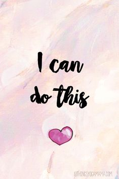 12 Birth Affirmations That Gave Me Strength | 10ThingsYogaMama