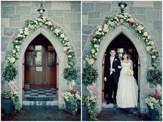 Church entrance decor my web value church wedding decor photo by david mcclelland via wol junglespirit Gallery