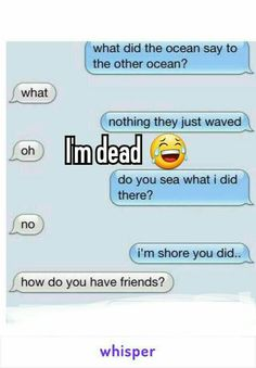 Im dead 😭😭😂 text jokes, funny texts jokes, prank texts, funny Very Funny Texts, Funny Texts Jokes, Text Jokes, Funny Text Fails, Crazy Funny Memes, Funny Text Messages, Really Funny Memes, Funny Puns, Stupid Memes