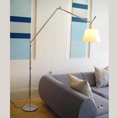 Artemide Tolomeo - Mega Terra lamp