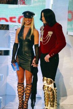 Britney Spears & Michael