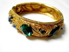 Your place to buy and sell all things handmade Vintage Costume Jewelry, Vintage Costumes, Vintage Jewelry, Vintage Designs, Turquoise Bracelet, Seattle, Blue Green, Jewelery, Fine Jewelry