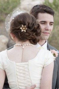 Beautiful Updo, tips and tricks for getting the Updo that you want for your wedding!