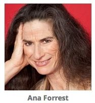 """Ana Forrest """"Yoga, Emotional Healing, and Recovering the Body"""" #eatingpsychology Conference"""