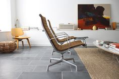 #Eames Aluminum Group Pair and LCW IMG_3676.JPG   by analogdialog