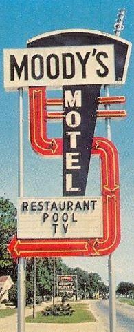 Neon: Moody's Motel