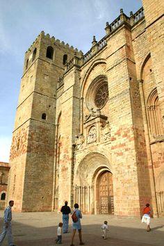 Catedral de Siguenza, provincia de Guadalajara.