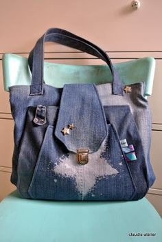 Claudis Atelier: °°endlich eine neue Tasche :-)