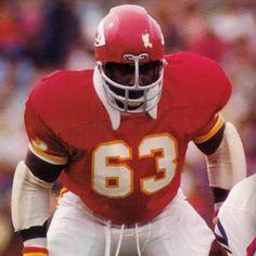 Kansas City Chiefs' Willie Lanier, linebacker
